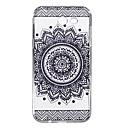 Buy Case Cover Transparent Pattern Back Mandala Soft TPU Samsung J7 (2016) J5 J3
