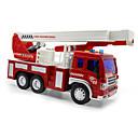 preiswerte Marionetten und Handpuppen-Feuerwehrauto Feuerwehr Autos Aufziehbare Fahrzeuge Jungen Mädchen Spielzeuge Geschenk