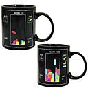ieftine Căni-Drinkware Căni de Cafea Lemn Sensibil la căldură de culoare schimbare A merge / Cafeniu