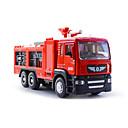 رخيصةأون ألعاب السيارات-للأطفال بلاستيك سيارة الإطفاء لعبة الشاحنات ومركبات البناء / لعبة سيارات ألعاب السيارات 01:50 / الموسيقى والضوء