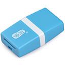tanie Czytnik kart-Czytnik kart kawau usb 2.0 czytnik kart tf czytnik kart micro sd / t-flash