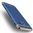 Недорогие Чехлы и кейсы для Galaxy Note 4-Кейс для Назначение SSamsung Galaxy Note 5 Покрытие Кейс на заднюю панель Однотонный Твердый ПК