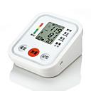 tanie Ciśnienie krwi-Ramienny monitor ciśnienia krwi z trzema kolorami i czytnikiem głosu