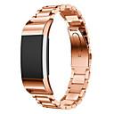 hesapli Drinking Tools-Watch Band için Fitbit Charge 2 Fitbit Spor Bantları Metal Paslanmaz Çelik Bilek Askısı