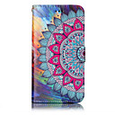Buy Huawei P10 Lite P8 (2017) PU Leather Material Half Flower Pattern Relief Phone Case Plus P9