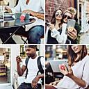 abordables Protections d'Ecran pour Samsung-Bureau Universel / Téléphone portable Support de support Support Ajustable / Rotation 360° Universel / Téléphone portable Polycarbonate Titulaire