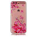 Buy Huawei P8 Lite (2017) P10 TPU Material IMD Process Plum Blossom Pattern Phone Case P9