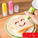 hesapli Ses ve Video Kabloları-Bakeware araçları Plastik Çevre-dostu / Kendin-Yap Sandwich / Tomurcuklanan / Candy Dekorasyon Aracı