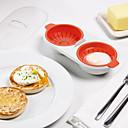 hesapli Ofis Malzemeleri-Mutfak aletleri Plastik Yaratıcı Mutfak Gadget Özel Aletler Yumurta için 1pc