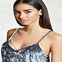 ieftine Bijuterii de Corp-Pentru femei Bijuterii de corp Corp lanț / burtă lanț Auriu / Argintiu neregulat Modă / Confecționat Manual Imitație de Perle Costum de bijuterii Pentru Casual Vară