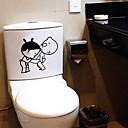 hesapli Fırın Araçları ve Gereçleri-Banyo Stickerları / Ayna Cilalı Çağdaş