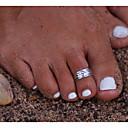 hesapli Vücut Takıları-Ayak halkası Vintage Kadın's Vücut Mücevheri Uyumluluk Günlük