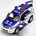 رخيصةأون ألعاب السيارات-لعبة سيارات سيارة طراز سيارة الشرطة للصبيان للفتيات ألعاب هدية