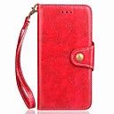 cheap Other Cases-Case For Xiaomi Card Holder Wallet with Stand Flip Magnetic Full Body Cases Solid Color Hard PU Leather for Xiaomi Redmi Note 4X Xiaomi