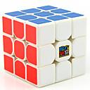 voordelige Magic IQ Cube-Rubiks kubus MoYu 3*3*3 Soepele snelheid kubus Magische kubussen Educatief speelgoed Anti-stress Puzzelkubus Gladde sticker Geschenk