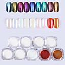 abordables Maquillage & Soin des Ongles-Poudre Classique Nail Art Design Quotidien