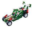 رخيصةأون جهاز فيديو DVR للسيارة-لعبة سيارات أحجار البناء مجموعة ألعاب البناء حصان سيارة سباق متوافق Legoing خلاق اصنع بنفسك سيارة سباق للجنسين للصبيان للفتيات ألعاب هدية / ألعاب تربوية