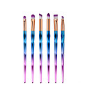 voordelige Sieraden Set-professioneel Make-up kwasten Brush Sets 6pcs Synthetisch haar / Kunstvezel kwast Make-up borstels voor