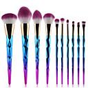 hesapli Makyaj ve Tırnak Bakımı-10pcs Makyaj fırçaları Profesyonel Fırça Setleri Sentetik Saç / Suni Fibre Fırça Çağdaş / Zarif & Lüks
