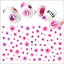 preiswerte Make-up & Nagelpflege-1 pcs Modisch 3D Nagel Sticker Alltag