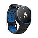 baratos Áudio e Vídeo-JSBP X2 Pulseira inteligente Android iOS Bluetooth Impermeável Monitor de Batimento Cardíaco Controle de APP Medição de Pressão Sanguínea Tela de toque Pulso Rastreador Podômetro Monitor de Atividade