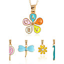 Buy Women's Jewelry Set Chains Pendants Basic Pendant Personalized Multi-ways Wear Simple Style Chrome Geometric Irregular ForDailywear Gift