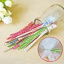 hesapli Fırın Araçları ve Gereçleri-700 adet renklendirme dekoratif büküm kravat ambalaj halat tel kemer