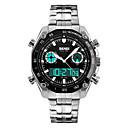ieftine Ceasuri Smart-Uita-te inteligent YYSKMEI1204 Rezistent la Apă / Standby Lung / Multifuncțional Cronometru / Ceas cu alarmă / Cronograf / Calendar