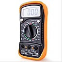 cheap Car Chargers-Hyelec Mas830L Mini Digital Multimeter Backlight Handheld Multifunction Multimeter