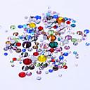hesapli Makyaj ve Tırnak Bakımı-300 pcs Tırnak Takısı tırnak sanatı Manikür pedikür Günlük Moda / Nail Jewelry