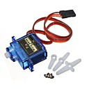 cheap Motherboards-5x Pcs SG90 Micro Servo Motor 9G RC Robot Helicopter Airplane Boat Controls
