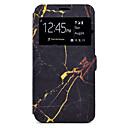 hesapli PS3 Aksesuarları-Pouzdro Uyumluluk Samsung Galaxy J7 (2016) J5 (2016) Kart Tutucu Satandlı Temalı Tam Kaplama Kılıf Mermer Sert PU Deri için J7 (2016) J5