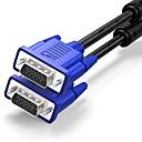 Недорогие VGA-VGA Кабель, VGA к VGA Кабель Male - Male Никелированная сталь 1.5M (5Ft)
