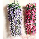 رخيصةأون مشدات-زهور اصطناعية 1 فرع النمط الرعوي نباتات أزهار الحائط