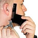 baratos Utensílios para Frutas & Legumes-barba haping tyling modelo plu barba pente tudo-em-um pente ferramenta para cabelo barba guarnição modelo