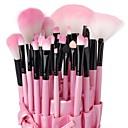 halpa Muotikaulakorut-ammattilainen Makeup Harjat Brush Lavastus 32pcs Korkealaatuinen Meikkisiveltimet varten Meikkisivellinsetti