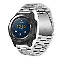 ieftine Carcase / Huse de LG-Uita-Band pentru Huawei Watch 2 Huawei Catarama moderna Oțel inoxidabil Curea de Încheietură