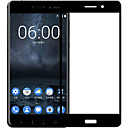 cheap Screen Protectors for Nokia-Screen Protector Nokia for Nokia 6 Tempered Glass 1 pc Front Screen Protector Scratch Proof Explosion Proof High Definition (HD)