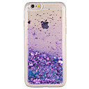 voordelige Hoesjes-hoesje Voor Apple iPhone 7 Plus iPhone 7 Stromende vloeistof Achterkant Glitterglans Hard PC voor iPhone 7 Plus iPhone 7 iPhone 6s Plus