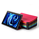 billige Tabletetuier-Etui Til Asus Fuldt etui / Tablet Etuier Ensfarvet Hårdt PU Læder for ASUS ZenPad 10 Z300CL