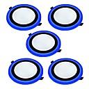 hesapli Duvar Işıkları-JIAWEN 6 W 2835 LED Boncuklar Dekorotif Panel Işıkları Doğal Beyaz Mavi 85-265 V / 5 parça