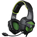 Buy SADES SA-807 3.5mm Gaming Headsets Microphone Noise Cancellation Music Headphone Black-blue PS4 Laptop PC Mobile Phones