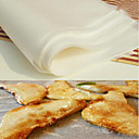 cheap Cooking Tools & Utensils-10pcs Non-stick Baking Paper Sheet Silicone Paper Mat BBQ Cooking Tools 30*20cm