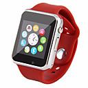 tanie Inteligentne zegarki-Inteligentny zegarek GPS Kamera/aparat Obsługa wiadomości Rejestrator aktywności fizycznej 2G Bluetooth 3.0 Android Karta SIM