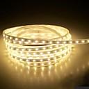 Χαμηλού Κόστους Φωτολωρίδες LED-4m 240 LEDs 5050 SMD Θερμό Λευκό / Άσπρο / Μπλε Αδιάβροχη 220 V / IP65