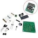cheap Motherboards-4 Bits Digital LED Electronic Clock Production Suite DIY Kits Set