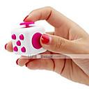 저렴한 수족관 장식-피젯 장난감 피젯 큐브 매직 큐브 교육용 장난감 스트레스 해소 제품 잡다한 것 실리콘 고무 플라스틱 조각 남아 아동용 어른' 선물