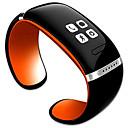 preiswerte Virtual Reality-Brillen-modischer Stil l12s oled bluetooth Armbanduhranzeige Musikspieler / Anti - verlorene Funktion