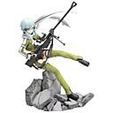 Χαμηλού Κόστους Μακιγιάζ και περιποίηση νυχιών-Anime Φιγούρες Εμπνευσμένη από Sword Art Online Στολές Ηρώων PVC 22.5 CM μοντέλο Παιχνίδια κούκλα παιχνιδιών