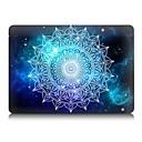 """hesapli MacBook Kılıfları, Çantaları ve  Kapları-MacBook Kılıf Mandala / Gökyüzü polikarbonat için Yeni MacBook Pro 15"""" / Yeni MacBook Pro 13"""" / MacBook Pro 15 inç"""